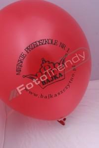 Balony z helem oddziałują na dzieci i rodziców